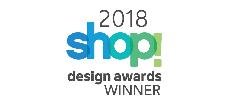 "Silver Design Award winner in the ""2018 Shop!"" Awards Competition - Current Salon & Color Bar Blog"